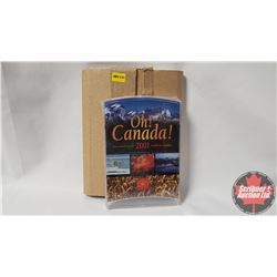 RCM Oh! Canada! Uncirculated Coin Set 2001