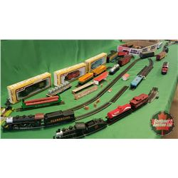 Electric Toy Train Collection - Variety