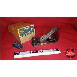Stanley No 4 Plane w/Original Box & Bonus Mini Plane
