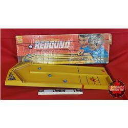Two Cushion Rebound Game