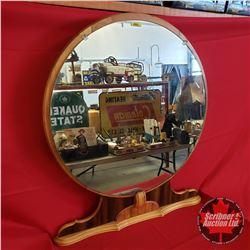 """Round Dresser Mirror (32""""Dia)"""