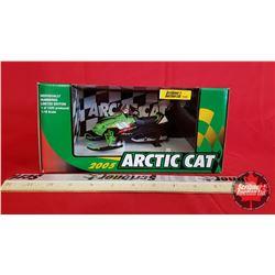 Diecast Toy : Arctic Cat 2005 Team Arctic 1 of 1000 (1:18 Scale)