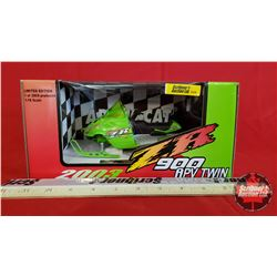Diecast Toy : Arctic Cat 2003 ZR 900 APV Twin 1 of 2808 Limited Edition (1:18 Scale)