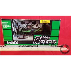 Diecast Toy : Arctic Cat 2005 Retro 1 of 1000 Limited Edition(1:18 Scale)