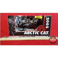 Diecast Toy : Arctic Cat 2005 Black Widow 1 of 1000 Limited Edition(1:18 Scale)