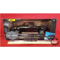 Diecast Toy : Harley Davidson F-150 Pickup 2000 Limited Edition (1:18 Scale)