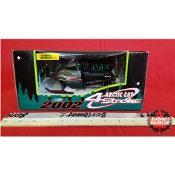 Diecast Toy : Arctic Cat 2002 Arctic Cat 4 Stroke 660 1/3000 (1:18 Scale)
