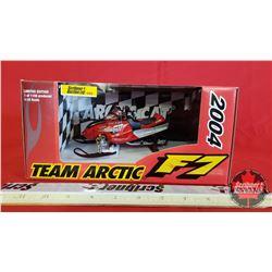 Diecast Toy : Arctic Cat 2004 Team Arctic F7 - 1 of 1108 (1:18 Scale)