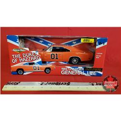 Diecast Toy : American Muscle 1969 Charger General Lee - The Dukes of Hazard (1:18 Scale)