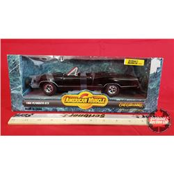 Diecast Toy : American Muscle 1969 Plymouth GTX  1 Hemi (1:18 Scale)