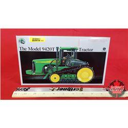 Diecast Toy : John Deere Model 9420T Tractor - Series II Precision #2 - 2002 (1:32 Scale)