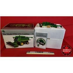 Diecast Toy : John Deere Model 9750 STS Combine - Series II Precision #1 - 2000 (1:16 Scale)