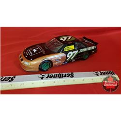Diecast Toy : John Deere Nascar #97 Pontiac Grand Prix (1:18 Scale) Celebrating 160 Years 1837-1997