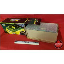 Diecast Toy : John Deere Nascar #97 Pontiac Grand Prix - Chad Little (1:18 Scale) Green & Yellow