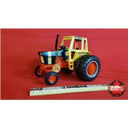 """Diecast Toy : Case 1170 Agri King - Demonstrator """"National Farm Toy Show"""" 1996 (1:16 Scale)"""