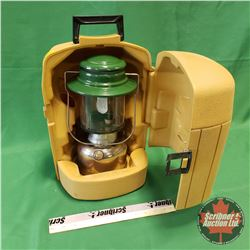 Coleman Model 639 Lantern 1974 with Carry Case