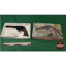 Crosman Model 38T Air Pistol 177 Cal (No PAL Required)