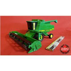 Diecast Toy : John Deere 9500 Combine (1:28 Scale)