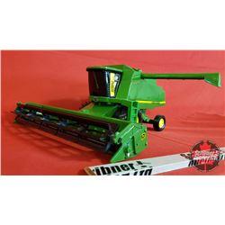 Diecast Toy : John Deere 9510 Maximizer Combine (1:28 Scale)