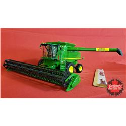 Diecast Toy : John Deere 9860STS Combine  Collectors Edition (1:32 Scale ?)
