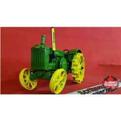 Diecast Toy : John Deere D (1:16 Scale) Steel Wheel 1990 Special Edition
