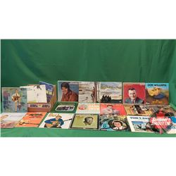 LP Albums (Variety Country) (20)