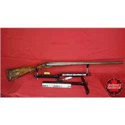 Shotgun: Syracuse Arms Co New Twist 12ga Double Barrel Break Action (Missing Latch) - NEED PAL