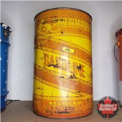 Stancan Gasoline 5.2 Imperial Gallon Can (2 Cycle Mixing Can)