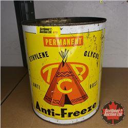 TCP Anti-Freeze Can