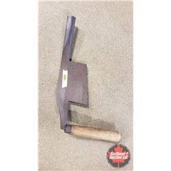 Hewing Draw Knife