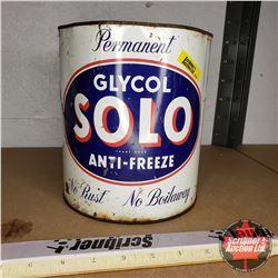 Solo Anti-Freeze Tin