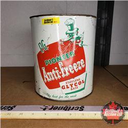 Pioneer Anti-Freeze Tin