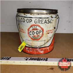 CO-OP Grease Tin (Full)