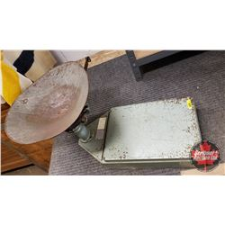 Postal Counter Top Weigh Scale