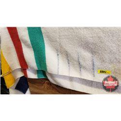 Hudson's Bay Blanket (4 Pelt Lines)