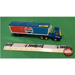 "Tonka Super Kings Truck & Trailer ""Pepsi"""