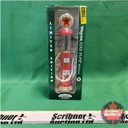 """Limited Edition Gearbox Collectible """"Texaco Wayne Gas Pump"""" (#1 in Series)"""