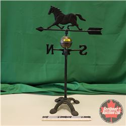 "Weathervane on Stand (28""H)"