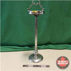 "Standing Ashtray (29""H)"