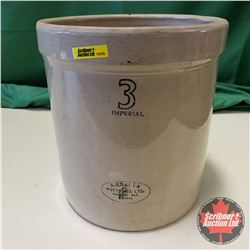 Medalta 3 Gallon Crock