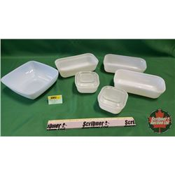 Fire King Dishes (6pc)