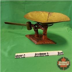 """Table Top Beam Scale (8""""H x 19""""L x 9""""W)"""