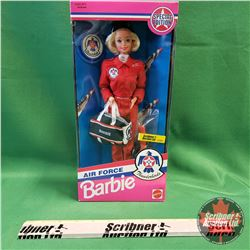 New in Box - Barbie : Airforce Thunderbirds Special Edition (circa 1993)