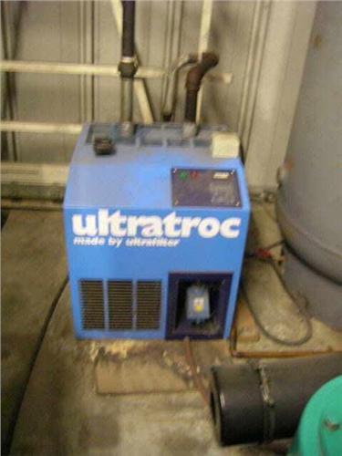 UltraTroc air compresser dryer on