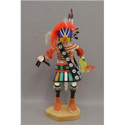 NATIVE AMERICAN HOPI KACHINA BY BILL SEWEMAENEWA