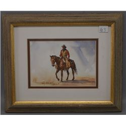 WESTERN PAINTING BY GARY NIBLETT
