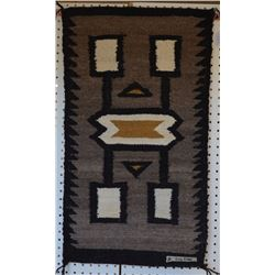 NATIVE AMERICAN NAVAJO TEXTILE BY LUCY CHEE