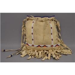 NATIVE AMERICAN PLAINS BAG