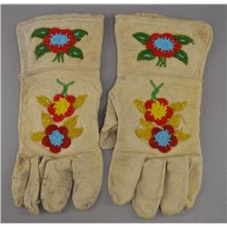 NATIVE AMERICAN PLAINS GAUNTLETS