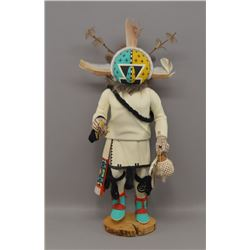 NATIVE AMERICAN HOPI KACHINA